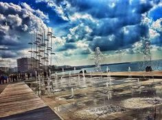 Thessaloniki, Macedonia, Ancient Greek, Daydream, Paradise, Around The Worlds, Clouds, In This Moment, City
