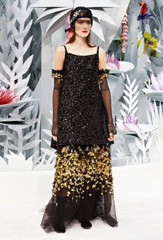 Chanel Spring Summer 2015 - Travel and Fashion Tips by Anna Pernice