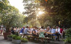 Cafe am Neuen See © visitBerlin, Foto: Philip Koschel