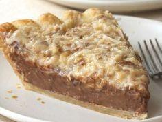 German Chocolate pie! (substitute GF pie crust)    ~~***GERMAN CHOCOLATE PIE***~~    Purchased or homemade prebaked 9inch pie crust    Filling