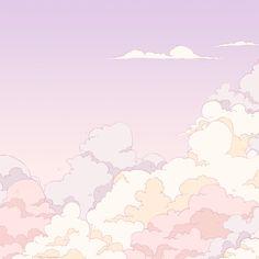 Aesthetic Pastel Wallpaper, Aesthetic Backgrounds, Pink Aesthetic, Aesthetic Anime, Aesthetic Wallpapers, Cute Wallpapers, Wallpaper Backgrounds, Arte 8 Bits, Anime Kawaii