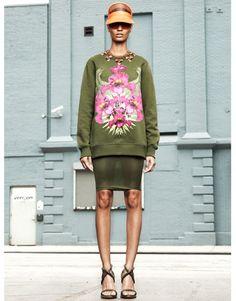 Givenchy. Resort 2012.