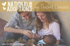 Adoption fundraising post. How they raised and saved $60,000 in 3 years for two international adoptions. Good ideas!!