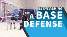 """Are you coaching a younger team or maybe just players who are having trouble figuring out how to move during defense? See how Diane Flick-Williams uses the """"Pulley System"""" to explain base defense to her players."""