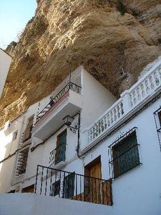 Setenil de las Bodegas, Spain Europe Holidays, Spain Holidays, Spain Road Trip, Spain And Portugal, Never Stop Exploring, Spain Travel, Luxury Travel, Best Hotels, Trip Planning