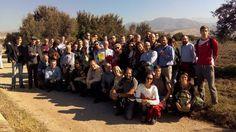 Participantes de las Jornadas que tuvieron lugar en Granada.  La asociación Murcia Huerta Viva se encargará de difundir el Pacto entre asociaciones, sindicatos y partidos políticos de la Región de Murcia