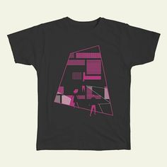 Camiseta vendida durante a final da Olimpíada Nacional em História do Brasil.  #illustration #illustrationage #ilustração #inkygoodness #onhb #onhb8 #finalonhb8 #tshirtdesign #pattern #geometric #exploradores #campinas #unicamp
