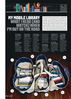WIRED #magazine #layout