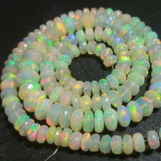 AAA 4.5-8.5 mm 31 pcs Natural Multi Semi Precious Beads Faceted Square box Full  8 inch Beads Strand