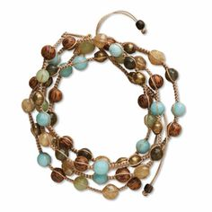 Shop Now! I found the Peace of Mind Bracelet at http://www.arhausjewels.com/product/bc570/bracelets. $129.00 #arhausjewels #bracelets.