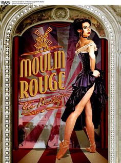 moulin rouge interior - Google Search