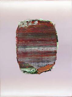 Peter Krauskopf, OHNE TITEL, B 130216, 190x140 cm, 2016