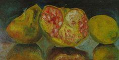 Still Life. Pomegranates, 1919 Salvador Dali