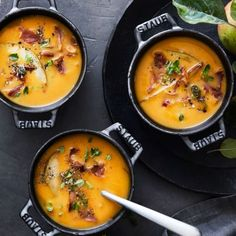 Butternut Squash Soup with Crispy Prosciutto | Williams Sonoma