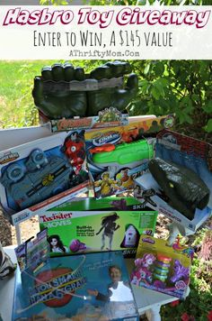 Hasbro Toy Giveaway, enter to win up to $145 in prizes