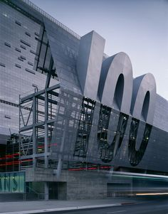 Morphosis Architects / Thom Mayne — Caltrans District 7 Headquarters