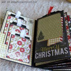 Christmas-Mini-Album-#4                                                                                                                                                                                 More