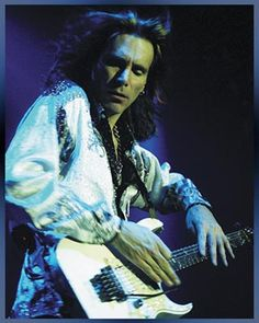 Steve Vai - One of the coolest guys around.