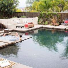 Luxus Garten Gestalten|Pool Im Garten Gestalten Mit Holz Kunstrasen Garten