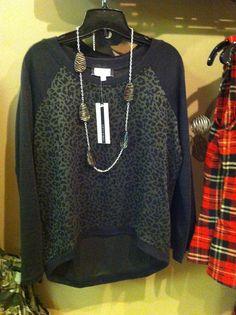 Awesome fall sweater! Karma's Boutique Edmonton :)