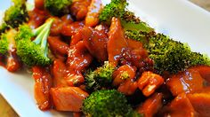 Our 'Skinny' Orange Chicken has the flavors of the original cooked in a way that makes it a great bariatric food choice and easy to eat.