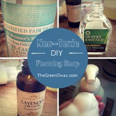 DIY Foaming Hand Soap: Better for You, the Earth & Your Wallet