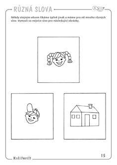 KuliFerda 1/2013-14  nahled pracovniho sesitu KuliFerda - cislo 1/2013-14 Counseling, Preschool, Education, Logos, Cards, Logo, A Logo, Nursery Rhymes, Teaching
