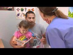 Medical Assistant Training: Obtain Pediatric Vital Signs, via YouTube