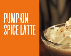 Pumpkin Spice Latte Recipe-forget using the stove! I used my milk frother and it worked great!