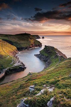 Wonderful place, Boscastle, Cornwall, England