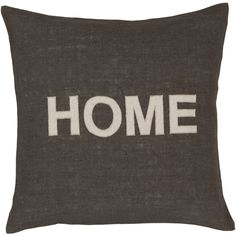 I want a monogrammed or appliquéd throw pillow for my couch similar to this. Different font though.
