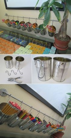 Artesanato Latas de Alumínio
