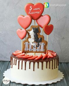 Ideas For Birthday Cupcakes Ideas Funny Wedding Cakes Fondant Cupcakes, Fun Cupcakes, Wedding Cupcakes, Wedding Cookies, Cupcake Cookies, Cake Decorating With Fondant, Cookie Decorating, Cool Birthday Cakes, Birthday Cupcakes