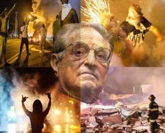 Former Nazi and Democrat Donor George Soros Now Connected to Every Major Protest Since November Election  Jim Hoft Feb 4th, 2017