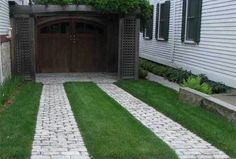 Images about driveway ideas with grass #drivewayideasmediterranean