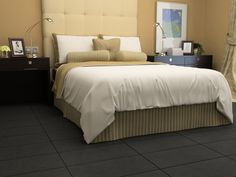 #Interceramic - Advance - Unglazed Rectified Porcelain Floor Tile
