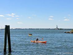 Planes originales en Nueva York - Red Hook Kayak