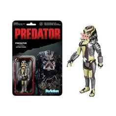 Predator ReAction Figures - Open Mouth Predator