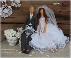 Купить или заказать Свадебная пара в стиле Тильда'Безе' в интернет-магазине на Ярмарке Мастеров. Свадебная пара в стиле Тильда,станет прекрасным подарком,талисманом для новобрачных.А так же для тех.кто отмечает свадебный юбилей!Необыкновенно нежная и воздушная.напоминающая пирожное'…