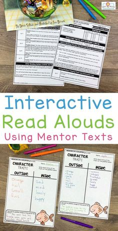 These interactive read aloud lesson plans use 75 different picture books to teach over 40 different reading comprehension skills. Each lesson has a carefully selected picture book to use as a mentor text. This resource is perfect for the 2nd, 3rd, 4th, or 5th grade classroom! #interactivereadalouds #readalouds #mentortexts Confusing Words, Interactive Read Aloud, Reading Comprehension Skills, 5th Grade Classroom, Text Features, Mentor Texts, Lesson Plans, Teaching, Picture Books
