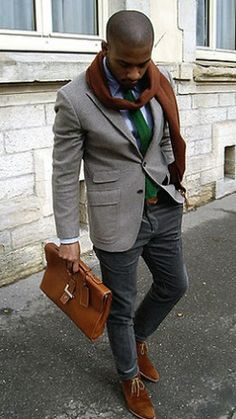 Very dapper outfit