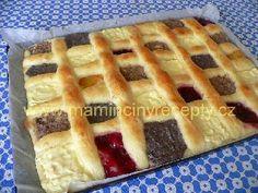Čtvercový koláč