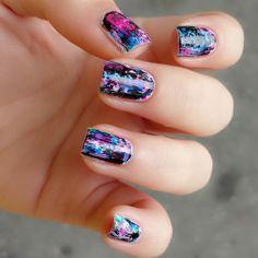 Instagram photo by prettylittlenails #nail #nails #nailart