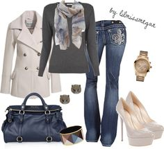 """""""Dressed up Winter"""" by lilmissmegan on Polyvore"""