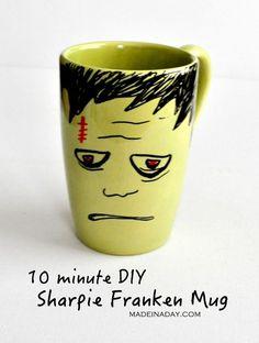 DIY Frankenstein Sha