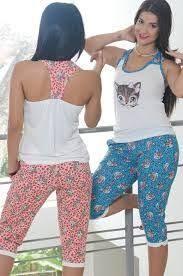 Resultado de imagen para pijamas dama Lingerie Sleepwear, Nightwear, Pyjamas, Trendy Ankara Styles, Cute Pjs, Vietnamese Dress, Lazy Outfits, Comfortable Fashion, Sexy Legs