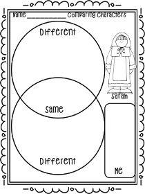 First Grade Wow: Sarah Morton's Day and Pilgrims' Matter