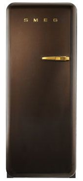 Color Chocolate - Chocolate!!! SMEG Chocolate Refrigerator
