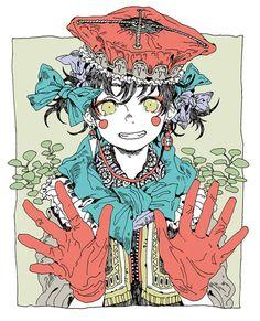 Pretty Art, Cute Art, Manga Art, Anime Art, Desu Desu, Character Design Inspiration, Aesthetic Art, Japanese Art, Art Inspo
