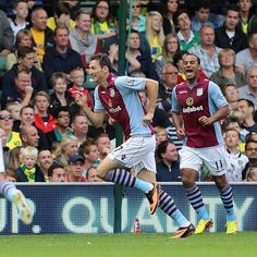 Libor Kozak celebrates after scoring the only goal of the game, and his first for Aston Villa, after coming on as a substitute for Christian Benteke at Carrow Road.